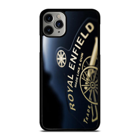 ROYAL ENFIELD LOGO iPhone 11 Pro Max Case