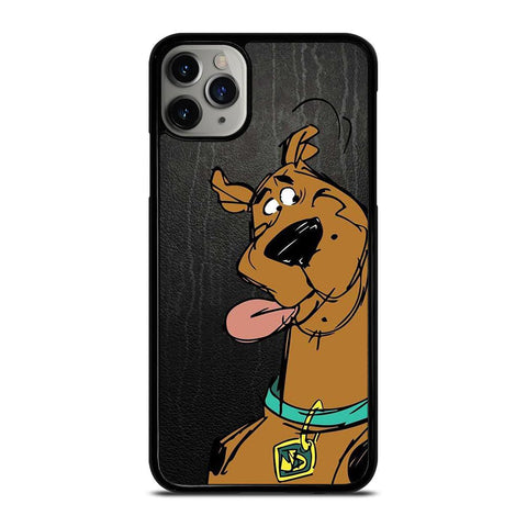 SCOOBY DOO CRAZY FACE iPhone 11 Pro Max Case