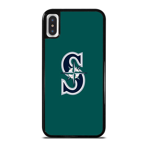 SEATTLE MARINERS LOGO GREEN iPhone X / XS Case