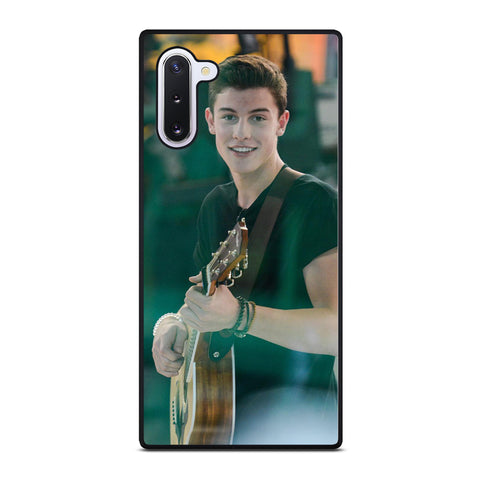 SHAWN MENDES GUITAR Samsung Galaxy Note 10 Case