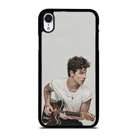 SHAWN MENDES AND GUITAR iPhone X / XS Case
