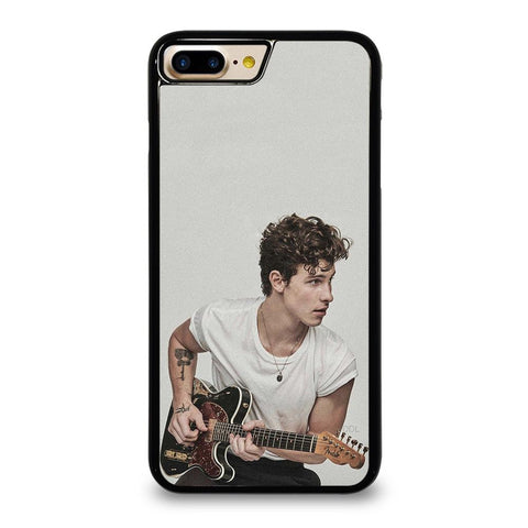 SHAWN MENDES AND GUITAR iPhone 8 Plus Case