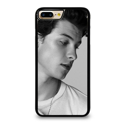 SHAWN MENDES BLACK AND WHITE iPhone 8 Plus Case