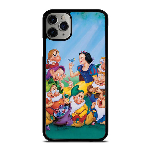SNOW WHITE AND THE SEVEN DWARFS-iphone-11-pro-max-case