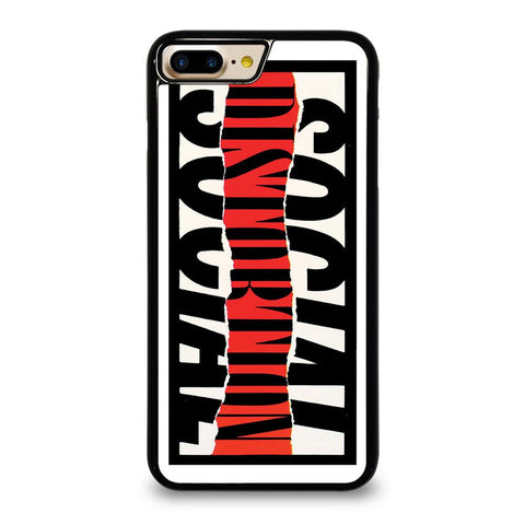 SOCIAL DISTORTION PUNK ROCK BAND iPhone 7 Plus Case