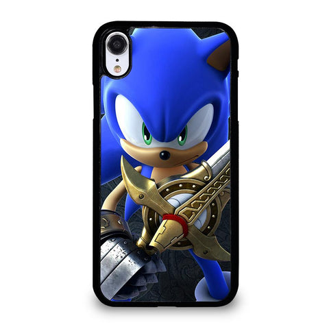 SONIC THE HEDGEHOG Sword-iphone-xr-case