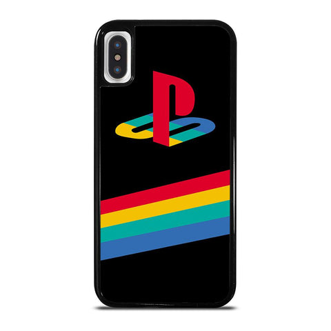 SONY PLAYSTATION LOGO iPhone X / XS Case