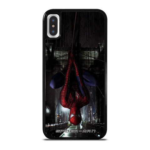SPIDEMAN MOVIE TWO HANGING iPhone X / XS Case