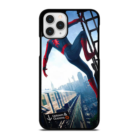 SPIDERMAN HOMECOMING-iphone-11-pro-case