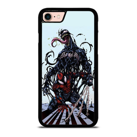 SPIDERMAN VENOM MARVEL VILLAIN-iphone-8-case