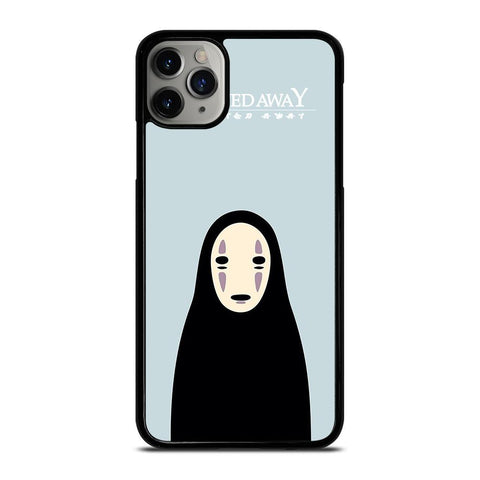 SPIRITED AWAY GHOST NO FACE iPhone 11 Pro Max Case