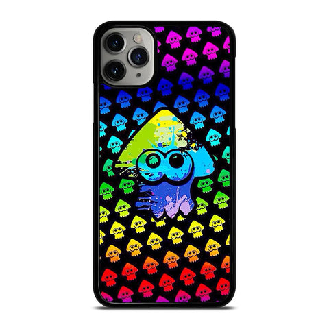 SPLATOON MULTICOLOR-iphone-11-pro-max-case