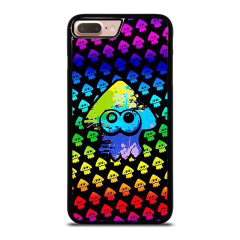 SPLATOON MULTICOLOR iPhone 8 Plus Case