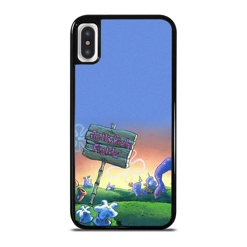 SPONGEBOB JELLYFISH FIELDS iPhone X / XS Case