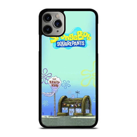 SPONGEBOB RESTAURANT KRUSTYKRAB iPhone 11 Pro Max Case