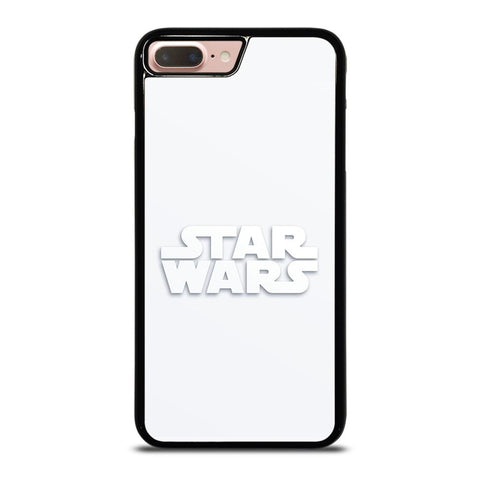 STARWARS LOGO WHITE iPhone 8 Plus Case