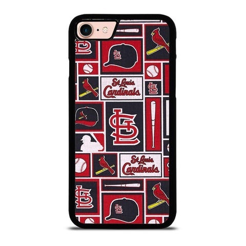ST LOUIS CARDINALS BASEBALL-iphone-8-case