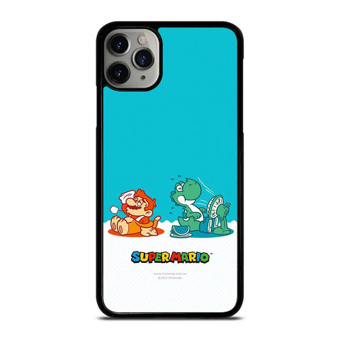 SUPER MARIO AND DINO NINTENDO iPhone 11 Pro Max Case