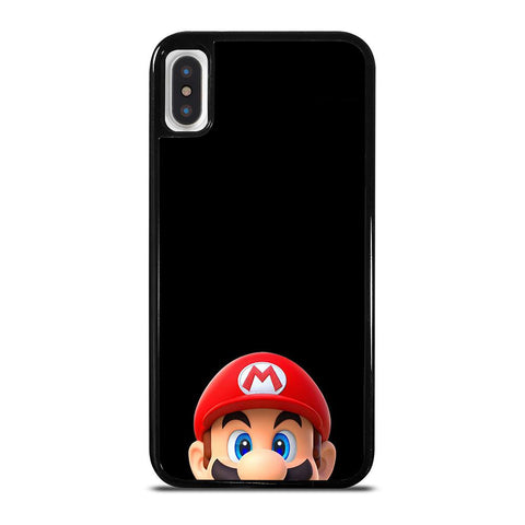 SUPER MARIO BROSS HEAD iPhone X / XS Case