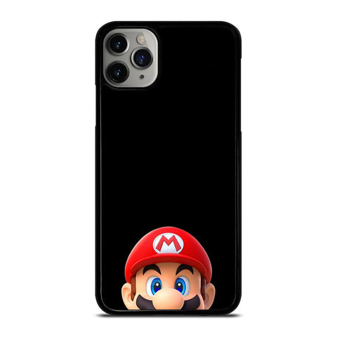 SUPER MARIO BROSS HEAD iPhone 11 Pro Max Case