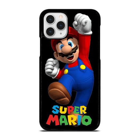 SUPER MARIO HIGH PASSION-iphone-11-pro-case