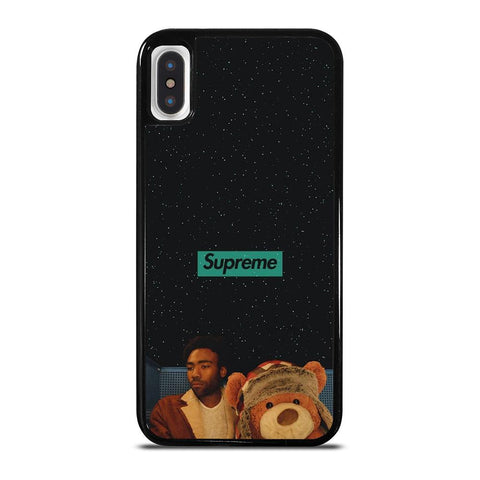 SUPREME ALONE iPhone X / XS Case