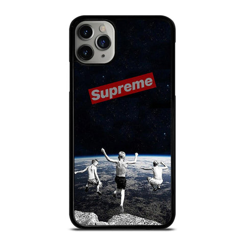 SUPREME JUMPING TO THE EARTH iPhone 11 Pro Max Case