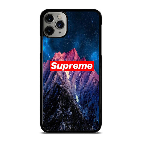 SUPREME MOUNTAIN COSMOS iPhone 11 Pro Max Case