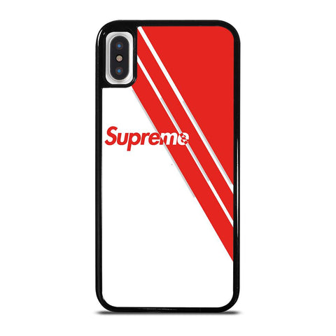 SUPREME RED LINE iPhone X / XS Case
