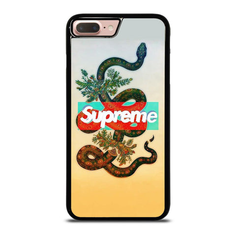 SUPREME THE SNAKE iPhone 8 Plus Case