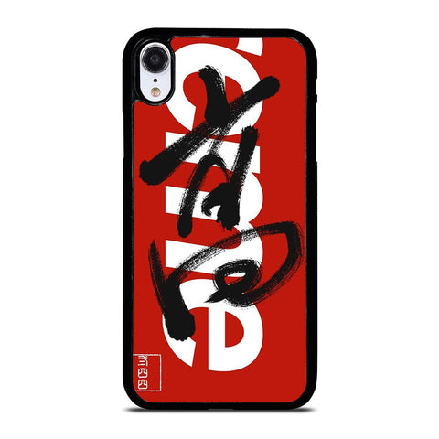 SUPREME CHINESE iPhone X / XS Case