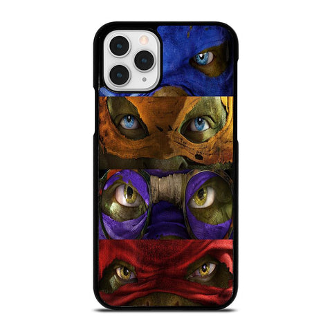 TEENAGE MUTANT NINJA TURTLES MASK TMNT-iphone-11-pro-case