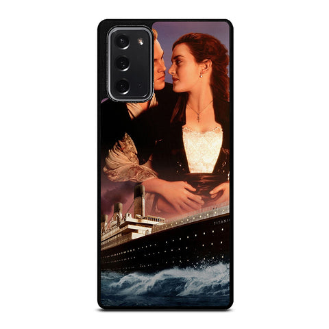THE TITANIC JACK AND ROSE Samsung Galaxy Note 20 Case
