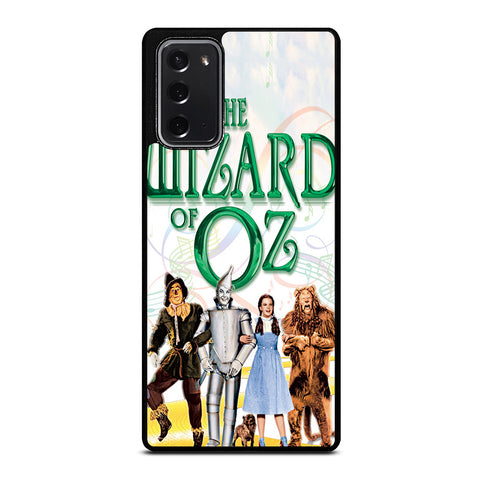 THE WIZARD OF OZ Samsung Galaxy Note 20 Case