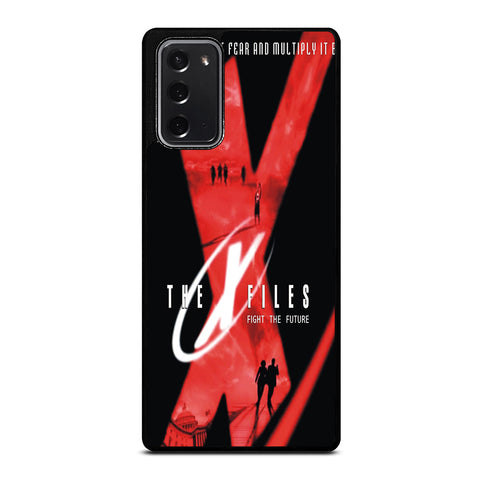 THE X FILE Samsung Galaxy Note 20 Case