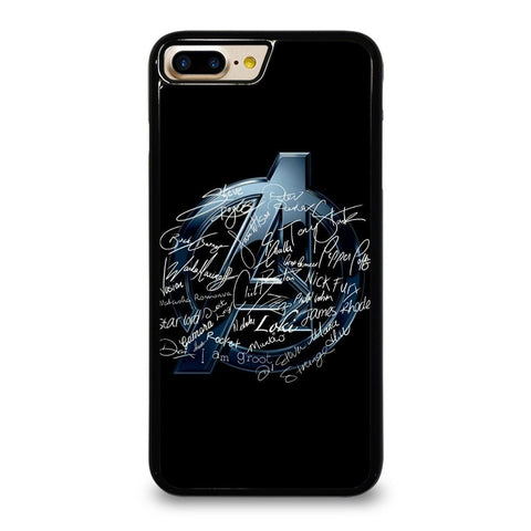 THE AVENGERS SIGNATURE iPhone 7 Plus Case