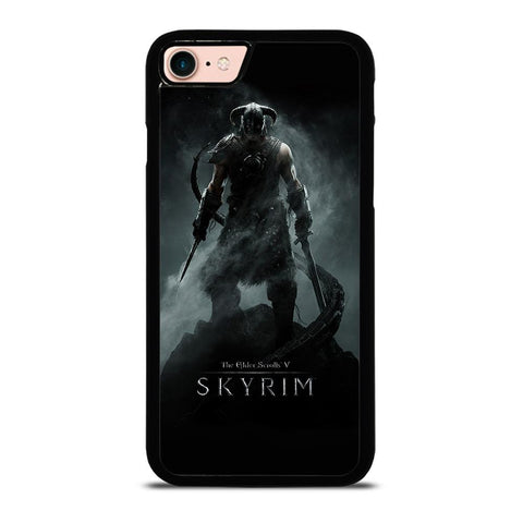 THE ELDER SCROLLS V SKYRIM-iphone-8-case