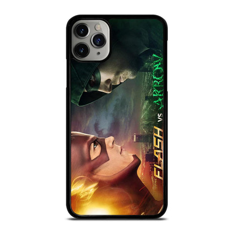 THE FLASH VS ARROW 2-iphone-11-pro-max-case