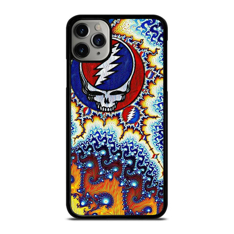 THE GRATEFUL DEAD LOGO 2-iphone-11-pro-max-case