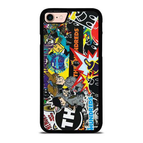 THE HUNDREDS COLLAGE-iphone-8-case