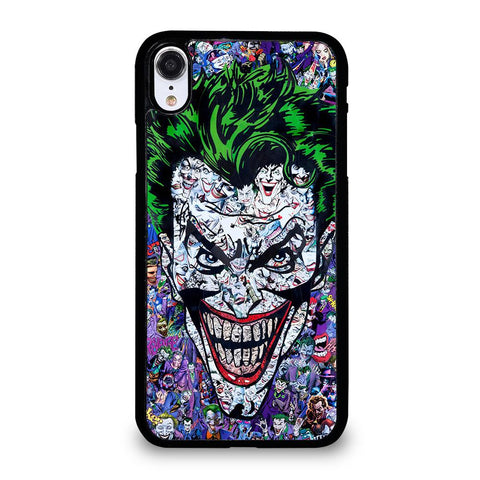 THE JOKER COLLAGE-iphone-xr-case