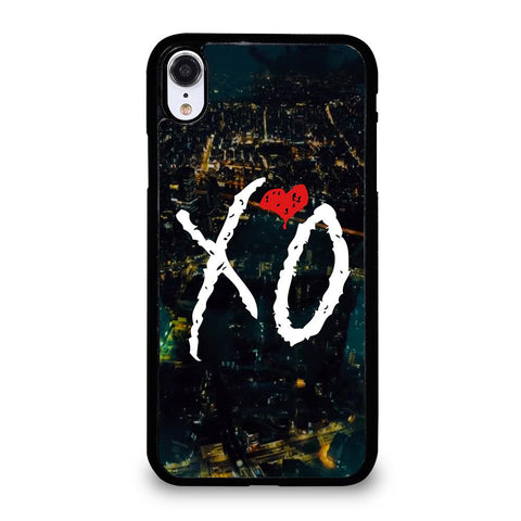 THE WEEKND BELONG TO THE WORLD-iphone-xr-case
