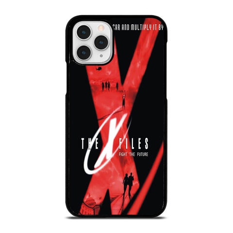 THE X FILE-iphone-11-pro-case