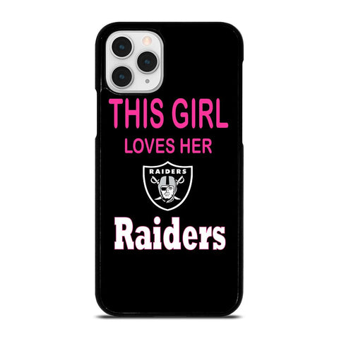 THIS GIRL LOVES THE RAIDERS-iphone-11-pro-case