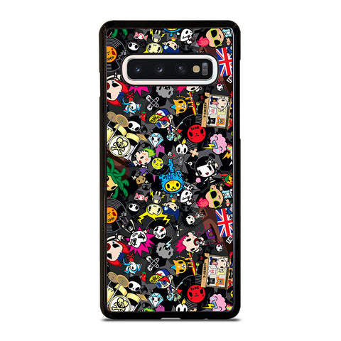 TOKIDOKI COLLAGE Samsung Galaxy S10 Case