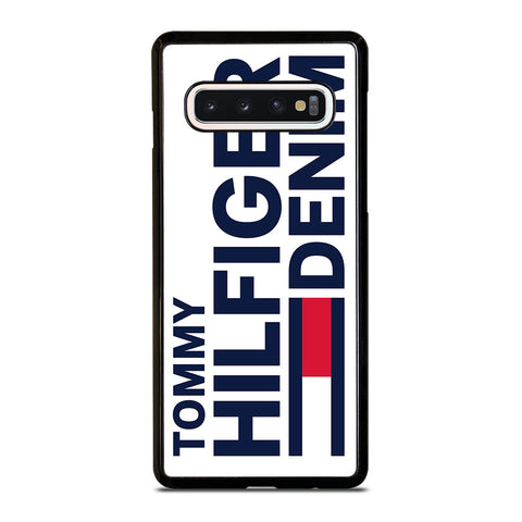 TOMMY HILFIGER DENIM LOGO Samsung Galaxy S10 Case