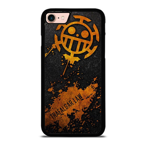 TRAFALGAR LAW WATER-iphone-8-case