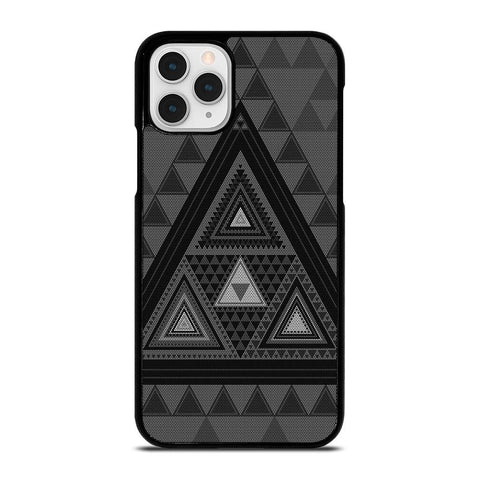 TRIFORCE ZELDA ZINE-iphone-11-pro-case