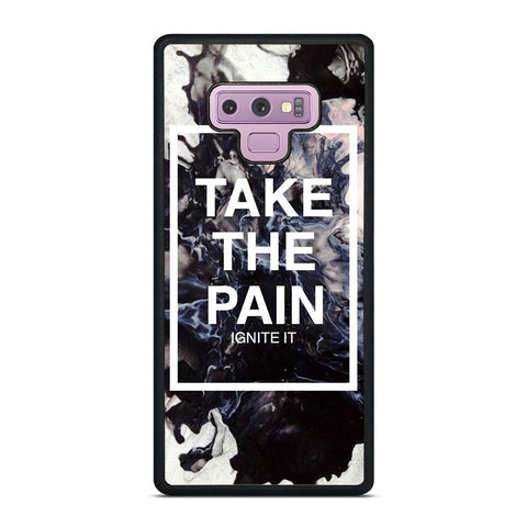 TWENTY ONE PILOTS TAKE THE PAIN Samsung Galaxy Note 9 Case