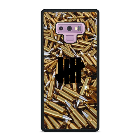 UNDEFEATED LOGO BULLET Samsung Galaxy Note 9 Case